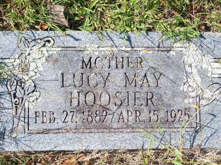 HOOSIER, LUCY MAY - Washington County, Arkansas   LUCY MAY HOOSIER - Arkansas Gravestone Photos