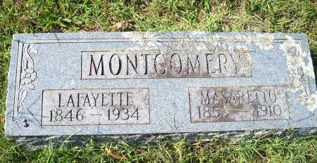 MONTGOMERY, MASARETTO - Washington County, Arkansas | MASARETTO MONTGOMERY - Arkansas Gravestone Photos