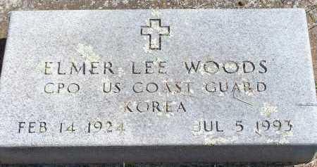 WOODS (VETERAN KOR), ELMER LEE - Washington County, Arkansas | ELMER LEE WOODS (VETERAN KOR) - Arkansas Gravestone Photos