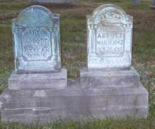 ABBOTT (VETERAN), HENRY - Washington County, Arkansas | HENRY ABBOTT (VETERAN) - Arkansas Gravestone Photos