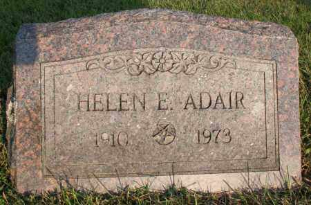 ADAIR, HELEN ELIZABETH - Washington County, Arkansas | HELEN ELIZABETH ADAIR - Arkansas Gravestone Photos