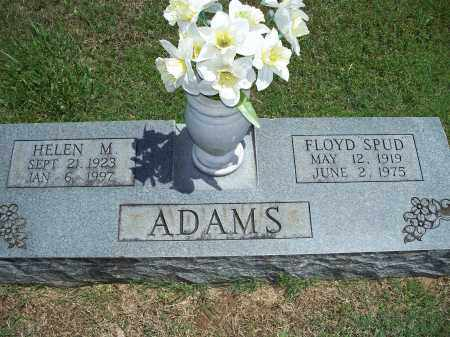 ADAMS, HELEN M. - Washington County, Arkansas | HELEN M. ADAMS - Arkansas Gravestone Photos