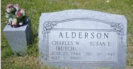 "ALDERSON, CHARLES WAYNE ""BUTCH"" - Washington County, Arkansas | CHARLES WAYNE ""BUTCH"" ALDERSON - Arkansas Gravestone Photos"