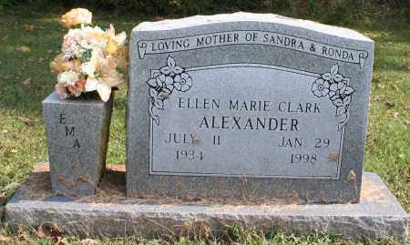 ALEXANDER, ELLEN MARIE - Washington County, Arkansas | ELLEN MARIE ALEXANDER - Arkansas Gravestone Photos