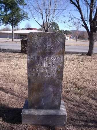 ALLEN, CATHERINE - Washington County, Arkansas | CATHERINE ALLEN - Arkansas Gravestone Photos
