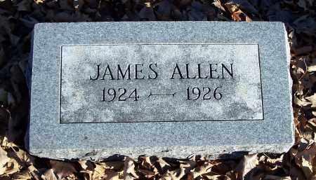 ALLEN, JAMES - Washington County, Arkansas   JAMES ALLEN - Arkansas Gravestone Photos