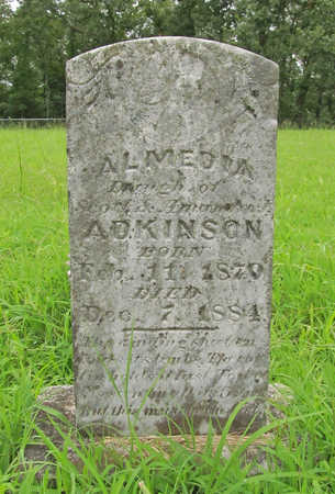 ADKINSON, ALMEDIA - Washington County, Arkansas | ALMEDIA ADKINSON - Arkansas Gravestone Photos