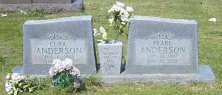 ANDERSON, EURA - Washington County, Arkansas   EURA ANDERSON - Arkansas Gravestone Photos