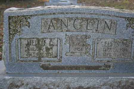 ANGLIN, MELLIE CHARLOTTA - Washington County, Arkansas | MELLIE CHARLOTTA ANGLIN - Arkansas Gravestone Photos
