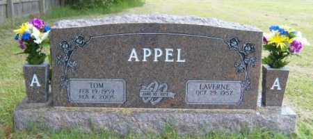"APPEL, THOMAS LEE ""TOM"" - Washington County, Arkansas 
