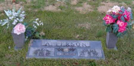 APPERSON, IDA LEE - Washington County, Arkansas | IDA LEE APPERSON - Arkansas Gravestone Photos