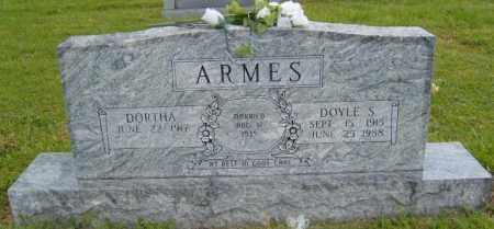 ARMES, DOYLE S. - Washington County, Arkansas | DOYLE S. ARMES - Arkansas Gravestone Photos