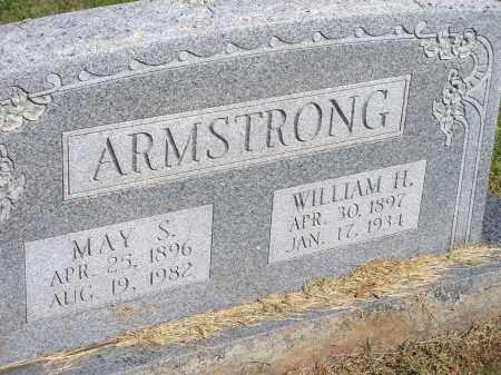 ARMSTRONG, MAY S. - Washington County, Arkansas | MAY S. ARMSTRONG - Arkansas Gravestone Photos