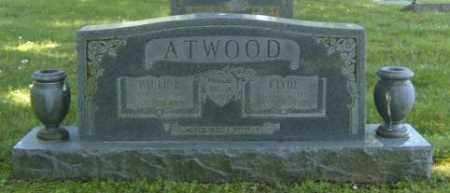 ATWOOD (VETERAN WWI), CLYDE - Washington County, Arkansas | CLYDE ATWOOD (VETERAN WWI) - Arkansas Gravestone Photos