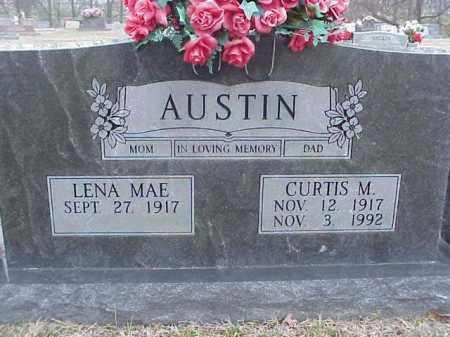 AUSTIN, CURTIS M. - Washington County, Arkansas | CURTIS M. AUSTIN - Arkansas Gravestone Photos