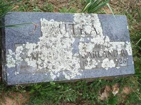 AUTRA, SAMUEL L. - Washington County, Arkansas   SAMUEL L. AUTRA - Arkansas Gravestone Photos