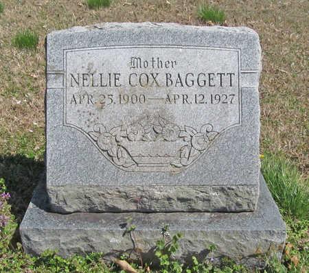 BAGGETT, NELLIE - Washington County, Arkansas | NELLIE BAGGETT - Arkansas Gravestone Photos