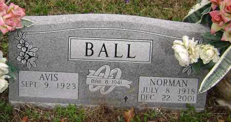 BALL, NORMAN - Washington County, Arkansas   NORMAN BALL - Arkansas Gravestone Photos