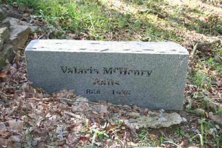 BALLS, VALARIA - Washington County, Arkansas | VALARIA BALLS - Arkansas Gravestone Photos