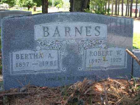 "BARNES, ROBERT WESLEY ""BOB"" - Washington County, Arkansas | ROBERT WESLEY ""BOB"" BARNES - Arkansas Gravestone Photos"