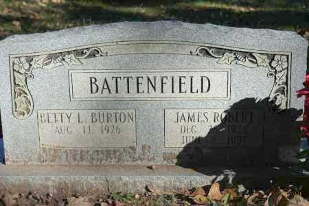 BATTENFIELD, JAMES ROBERT - Washington County, Arkansas | JAMES ROBERT BATTENFIELD - Arkansas Gravestone Photos