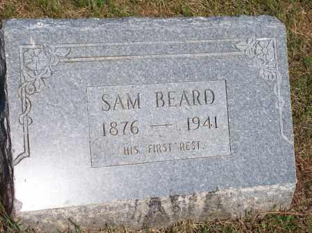 BEARD, SAM - Washington County, Arkansas   SAM BEARD - Arkansas Gravestone Photos