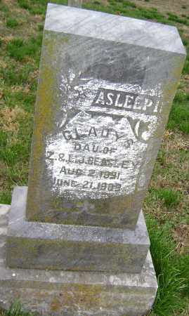 BEASLEY, GLADYS - Washington County, Arkansas | GLADYS BEASLEY - Arkansas Gravestone Photos