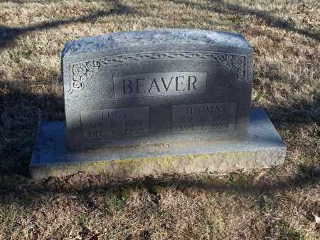 MCWHORTER BEAVER, LUCY ELLEN - Washington County, Arkansas | LUCY ELLEN MCWHORTER BEAVER - Arkansas Gravestone Photos