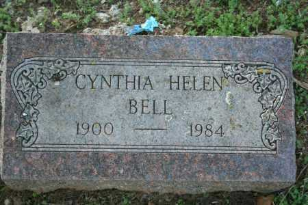 BELL, CYNTHIA HELEN - Washington County, Arkansas   CYNTHIA HELEN BELL - Arkansas Gravestone Photos