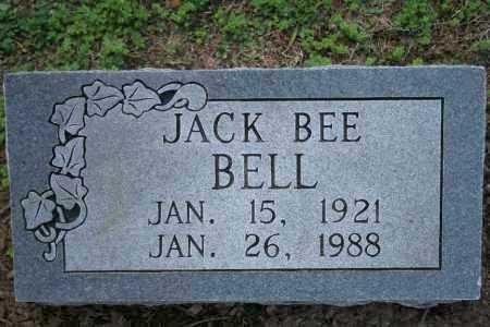 BELL, JACK BEE - Washington County, Arkansas | JACK BEE BELL - Arkansas Gravestone Photos
