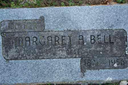 BELL, MARGARET A. - Washington County, Arkansas | MARGARET A. BELL - Arkansas Gravestone Photos