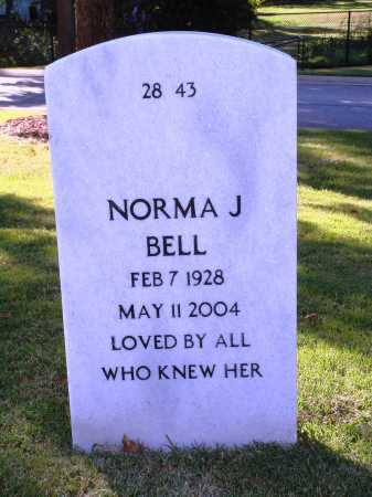 FREEMAN BELL, NORMA J. - Washington County, Arkansas | NORMA J. FREEMAN BELL - Arkansas Gravestone Photos