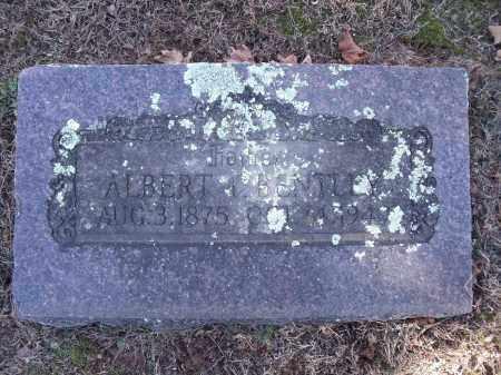 BENTLEY, ALBERT T. - Washington County, Arkansas | ALBERT T. BENTLEY - Arkansas Gravestone Photos