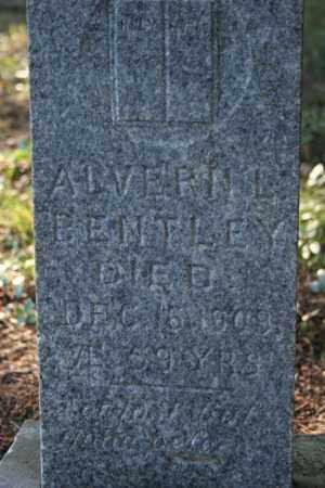 BENTLEY, ALVERN L. - Washington County, Arkansas | ALVERN L. BENTLEY - Arkansas Gravestone Photos