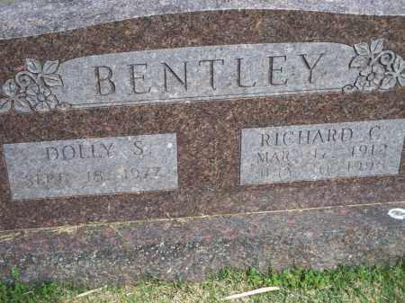 BENTLEY, RICHARD C. - Washington County, Arkansas | RICHARD C. BENTLEY - Arkansas Gravestone Photos
