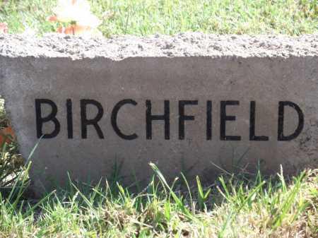 "BIRCHFIELD, ELNORAH ""NORAH"" - Washington County, Arkansas | ELNORAH ""NORAH"" BIRCHFIELD - Arkansas Gravestone Photos"