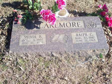 BLAKEMORE, SYLVIA B. - Washington County, Arkansas | SYLVIA B. BLAKEMORE - Arkansas Gravestone Photos