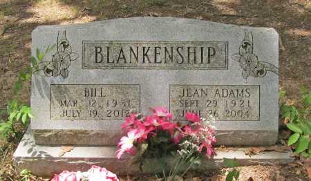 BLANKENSHIP, JEAN - Washington County, Arkansas   JEAN BLANKENSHIP - Arkansas Gravestone Photos