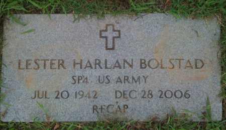 "BOLSTAD  (VETERAN), LESTER HARLAN ""RECAP"" - Washington County, Arkansas | LESTER HARLAN ""RECAP"" BOLSTAD  (VETERAN) - Arkansas Gravestone Photos"