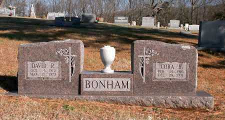 BONHAM, CORA H. - Washington County, Arkansas | CORA H. BONHAM - Arkansas Gravestone Photos