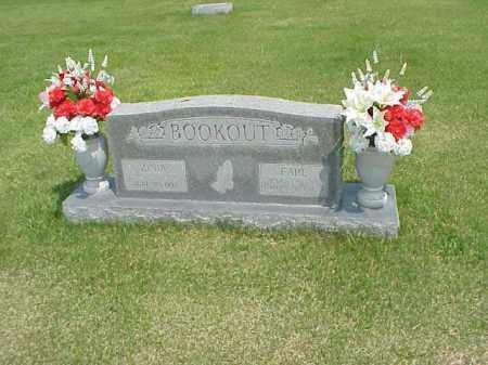 BOOKOUT, EARL - Washington County, Arkansas | EARL BOOKOUT - Arkansas Gravestone Photos