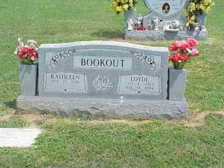 BOOKOUT, KATHLEEN - Washington County, Arkansas | KATHLEEN BOOKOUT - Arkansas Gravestone Photos