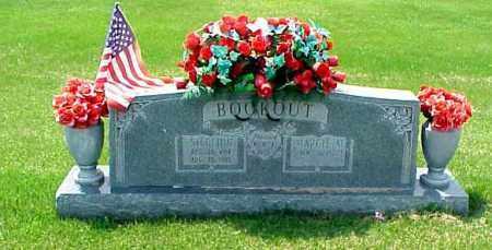 BOOKOUT, SHERMAN - Washington County, Arkansas | SHERMAN BOOKOUT - Arkansas Gravestone Photos