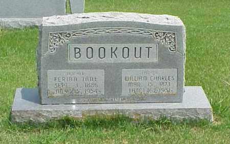 BOOKOUT, FERIBA JANE - Washington County, Arkansas | FERIBA JANE BOOKOUT - Arkansas Gravestone Photos