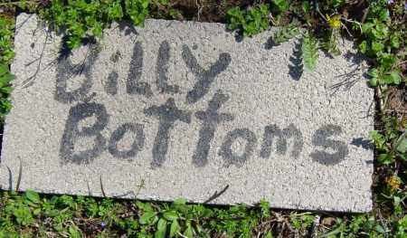 BOTTOMS, BILLY - Washington County, Arkansas | BILLY BOTTOMS - Arkansas Gravestone Photos