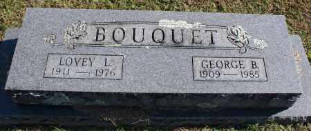 BOUQUET, LOVEY L. - Washington County, Arkansas | LOVEY L. BOUQUET - Arkansas Gravestone Photos