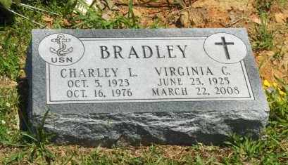 BRADLEY (VETERAN), CHARLEY L - Washington County, Arkansas   CHARLEY L BRADLEY (VETERAN) - Arkansas Gravestone Photos