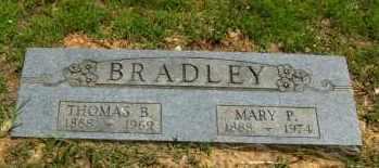 BRADLEY, THOMAS B. - Washington County, Arkansas | THOMAS B. BRADLEY - Arkansas Gravestone Photos