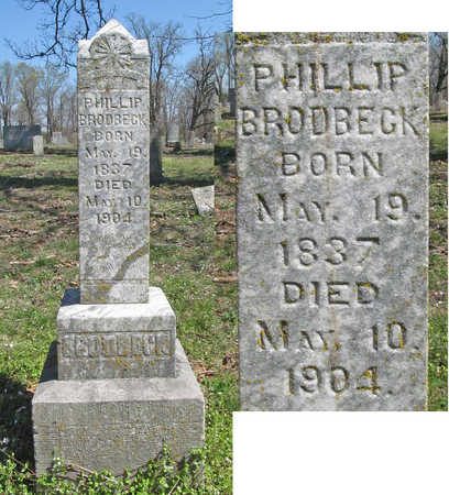 BROADBECK, PHILLIP - Washington County, Arkansas | PHILLIP BROADBECK - Arkansas Gravestone Photos