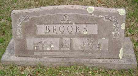 BROOKS, CHARLIE WILKERSON - Washington County, Arkansas   CHARLIE WILKERSON BROOKS - Arkansas Gravestone Photos